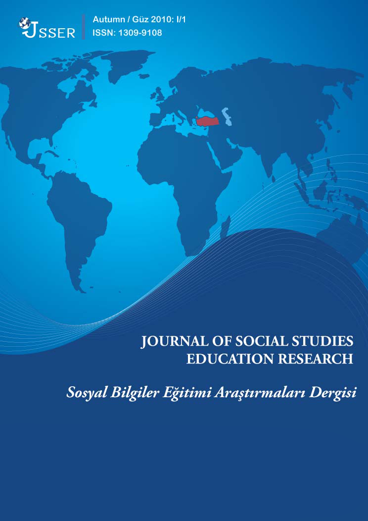 Journal of Social Studies Education Research